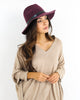 TART COLLECTIONS - Wine Melange Hat