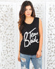 Team Bride Tank - Black