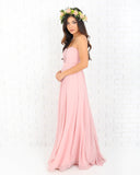 Gwena Strapless Maxi Dress - FINAL SALE