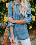 Lennon Button Down Top