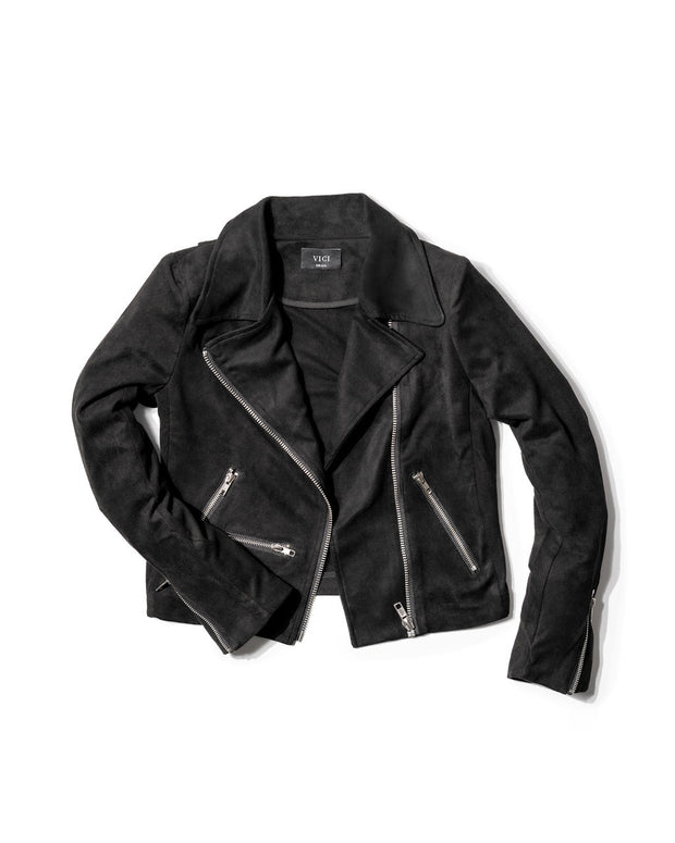 Market Jacket - Black view 3