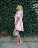 Marketa Dress - Blush
