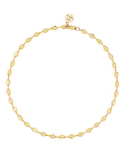 Meghan Bo Designs - Shayne Gold Link Necklace view 3