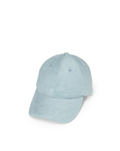 Mitt Corduroy Baseball Hat - Light Blue