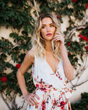 Sweet Georgia Sleeveless Diana Maxi Dress