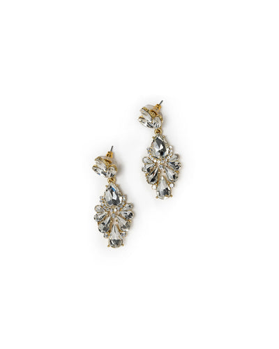 Olive + Piper - Dakota Drop Statement Earrings