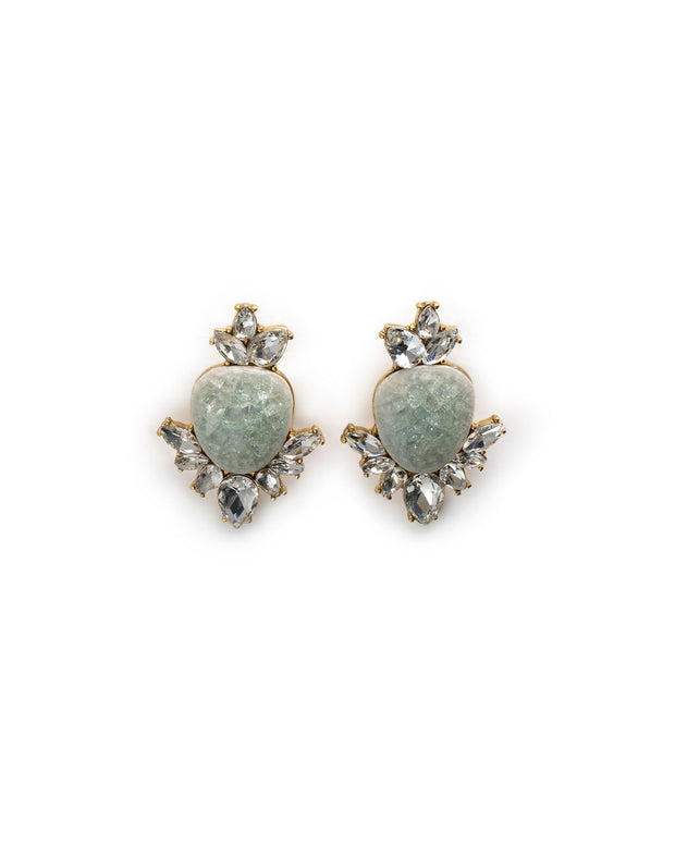 Olive + Piper - Henri Statement Earrings