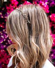 Olive + Piper - Marlowe Hair Vine - Gold view 4