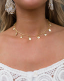 Meghan Bo Designs - Midsummer Nights Choker Necklace