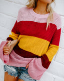 Groovy Days Cotton Knit Top