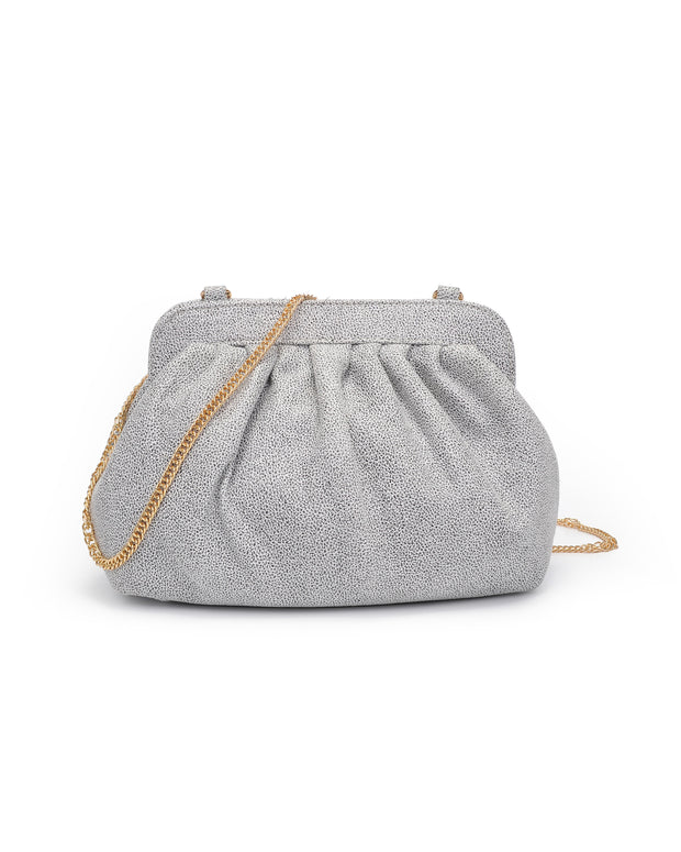 Remy Crossbody Pouch Bag - Grey view 1