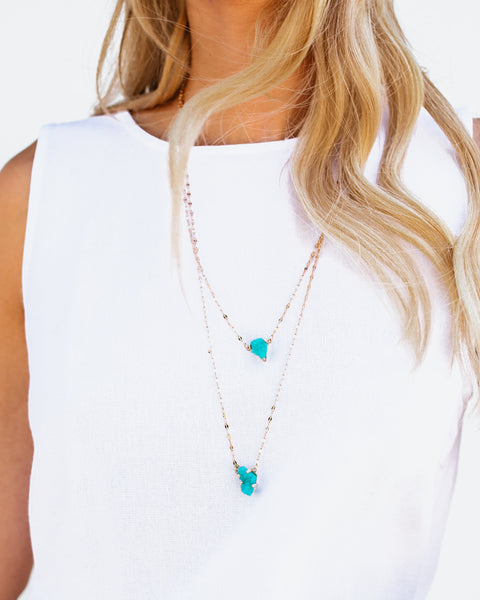 Rockport Layered Necklace