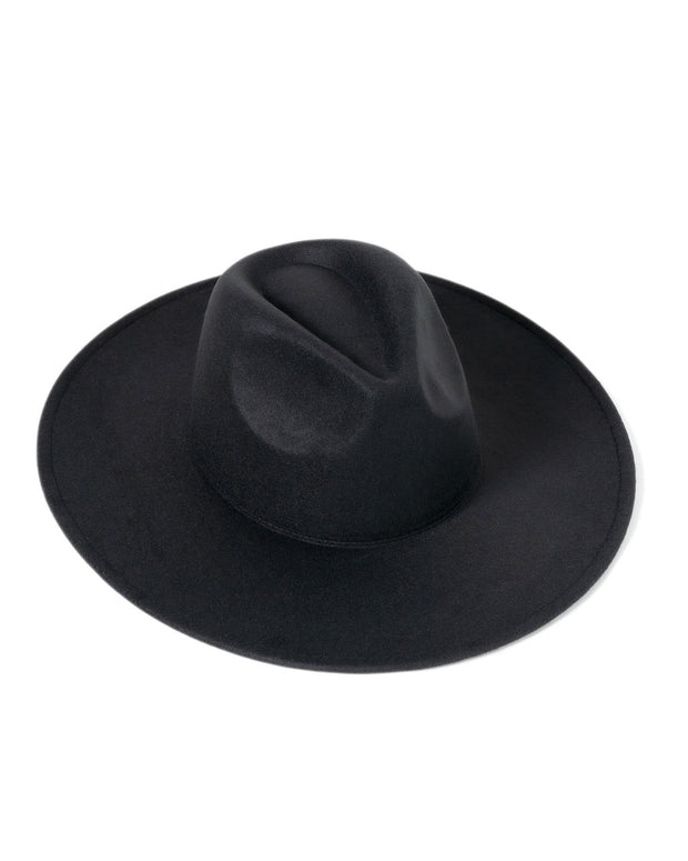 Rocky Mountain Hat - Black view 3