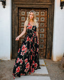 Summer Romance Diana Sleeveless Maxi Dress - FINAL SALE