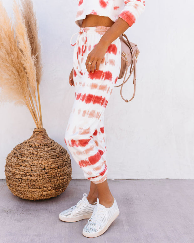 Scottsdale Cotton Pocketed Tie Dye Joggers