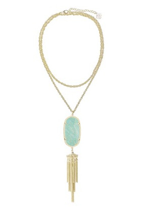 KENDRA SCOTT - Rayne Necklace In Amanzonite