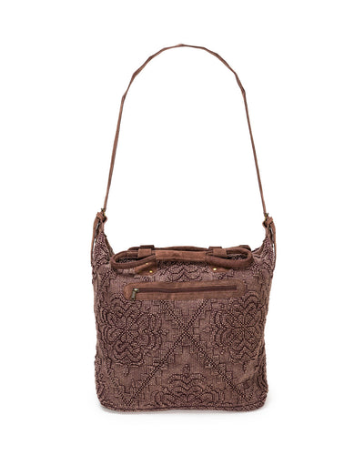 Sequoia Embellished Weekender Bag - Brown