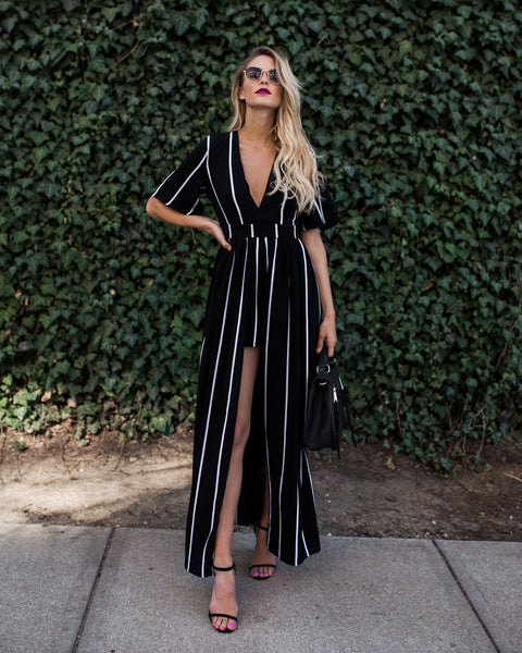 Play Time Maxi Romper