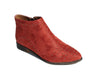 Tassos Bootie - Red - FINAL SALE