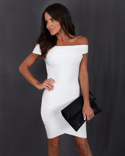 Bound To You Bodycon Dress