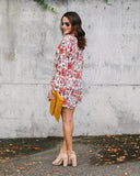 Groove Thing Floral Tunic