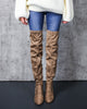 Olivia Over The Knee Boot - FINAL SALE