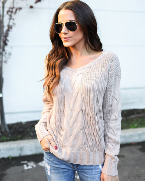 Mirabelle Knit Sweater