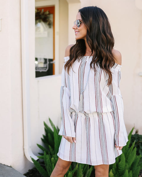 Tassajara Off The Shoulder Dress