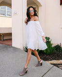 Free Spirit Cotton Boho Dress