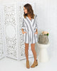 Pearson Pocketed Romper - FINAL SALE