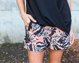 Island Time Pocketed Shorts