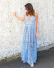 Gracious Girl Maxi Dress - Powder Blue