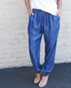 Dreamiest Ever Tencel Joggers - Dark Blue