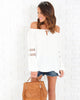 Spanish Steps Blouse - Off White