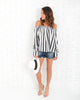 Sweet Factory Striped Blouse