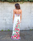 Bay Island Halter Maxi Dress - FINAL SALE