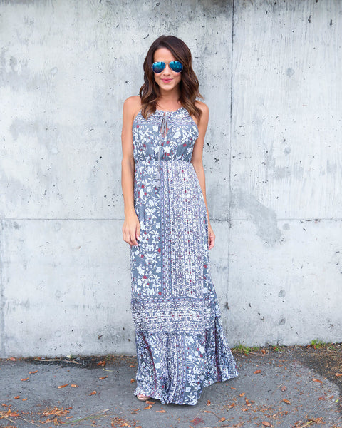 Charmed Life Maxi Dress - FINAL SALE
