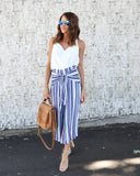 Sailor Striped Pants