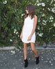 Lottie Lace Dress - White - FLASH SALE
