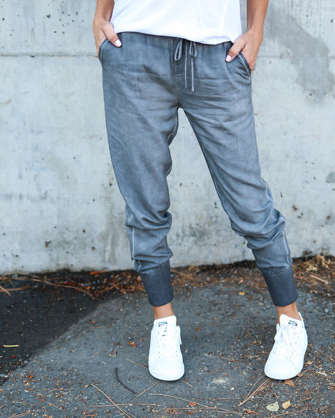Tilly Mineral Joggers