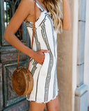 Tribeca Cotton Pocketed Dress