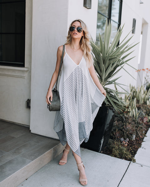 Tulum Lightweight Maxi Dress