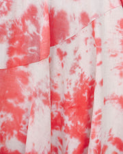Bruno Cotton + Linen Tie Dye Dress