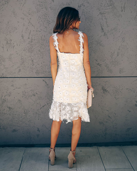 When The Stars Align Embellished Dress - FINAL SALE