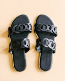 Infinite Sandal - Black