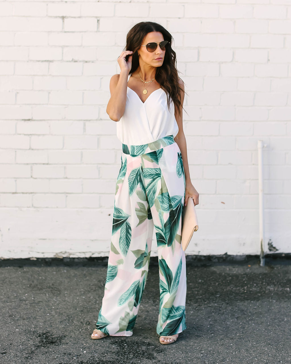 8f88f3950b1 Another Day In Paradise Palazzo Pants – VICI