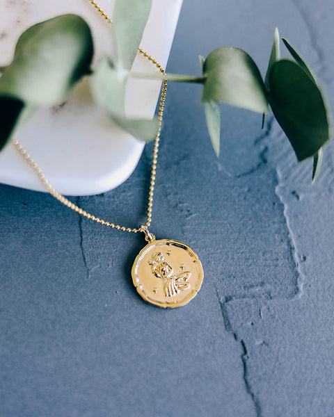 MEGHAN BO DESIGNS - Zodiac Necklace - Virgo