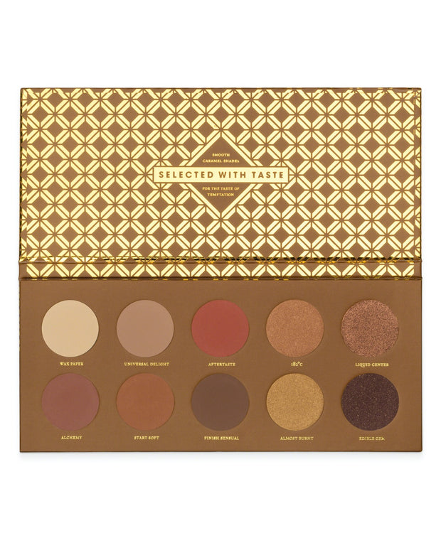 Zoeva - Caramel Melange Eyeshadow Palette - FINAL SALE view 2