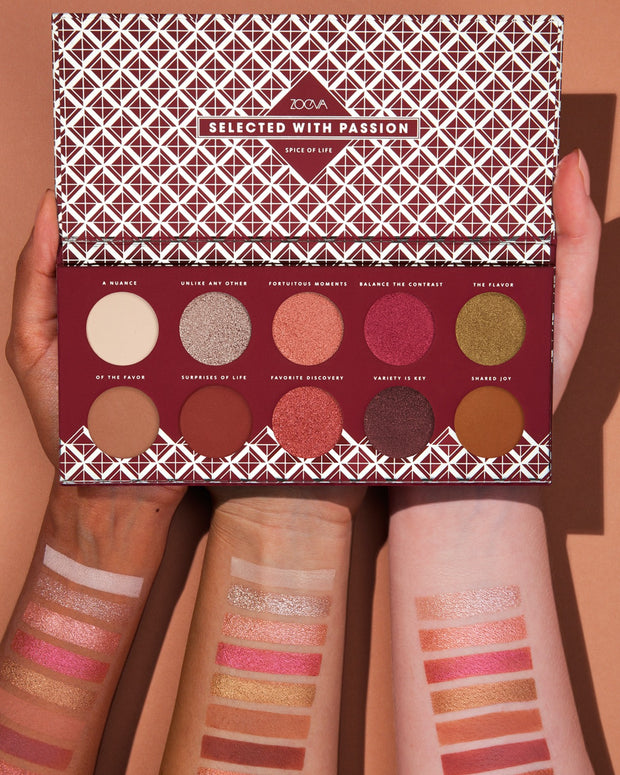 Zoeva - Spice Of Life Eyeshadow Palette - FINAL SALE view 4