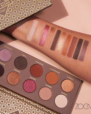 Zoeva - Cocoa Blend Eyeshadow Palette